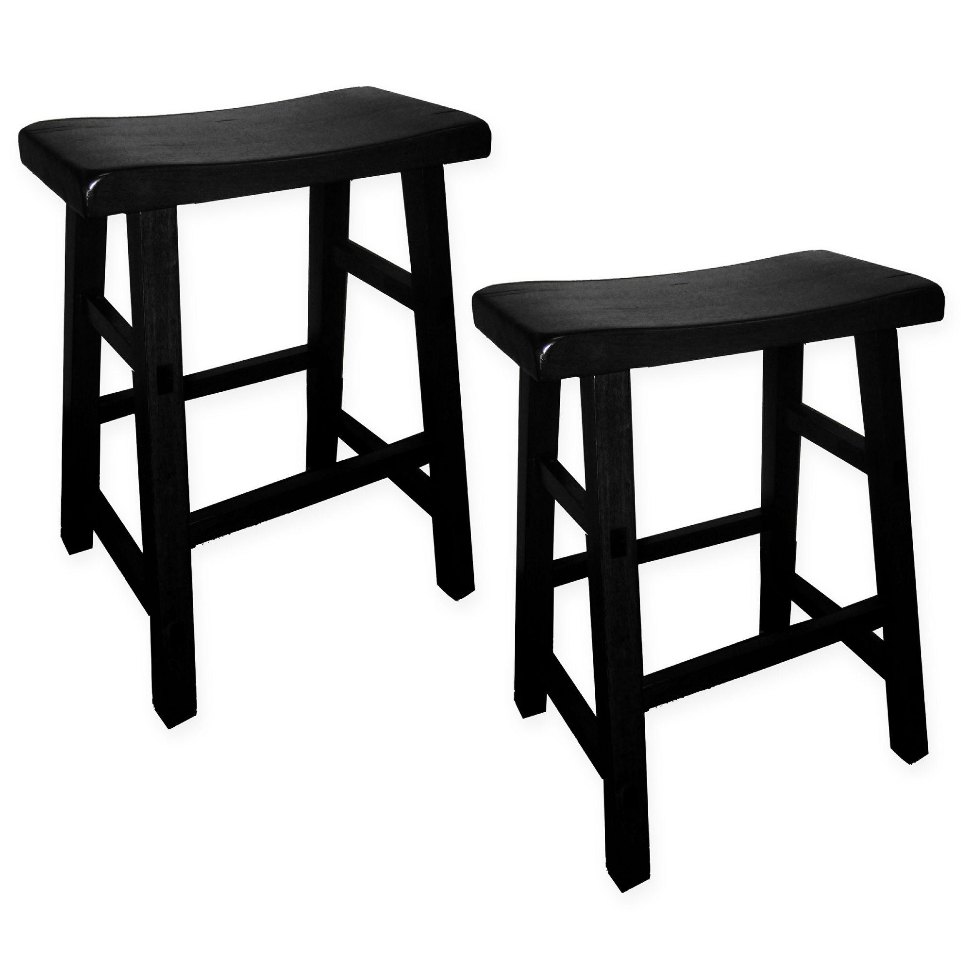 of 2 distressed saddle stools calvin set of 2 distressed saddle stools ...