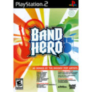 PS2™ Band Hero Game