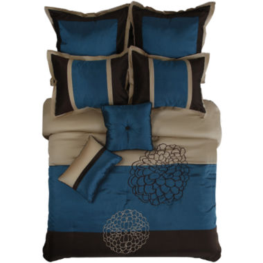 jcpenney.com | Phoebe 8-pc. Comforter Set