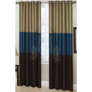 Phoebe 2-Pack Grommet-Top Curtain Panels