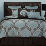Sofia 8-pc. Comforter Set & Accessories