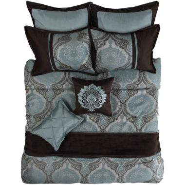 jcpenney.com | Sofia 8-pc. Comforter Set