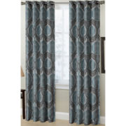 Sofia 2-Pack Grommet-Top Curtain Panels