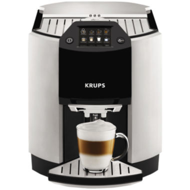 jcpenney.com | Krups® Barista One-Touch Fully Automatic Cappuccino Machine