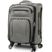 "Wenger® 20"" Expandable Spinner Upright Carry-On Luggage"