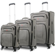 Wenger® Expandable Spinner Upright Luggage Collection
