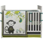 Safari Monkey 4-pc. Comforter Set