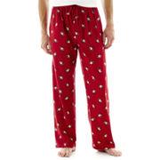 Stafford® Knit Pajama Pants–Big & Tall