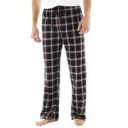 Stafford® Knit Pajama Pants–Big & Tall