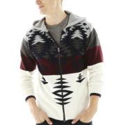 Silverlake Full-Zip Hoodie Sweater