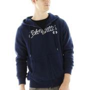 Ecko Unltd.® Scripted Silkscreen Fleece Shirt