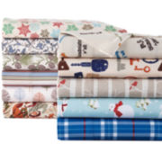 Micro Flannel® Printed Sheet Set