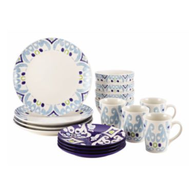 jcpenney.com | Rachael Ray® Ikat Dinnerware Collection