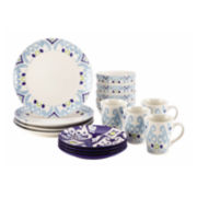 Rachael Ray® Ikat Dinnerware Collection