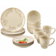 Bonjour ® Orchard Harvest Dinnerware Collection