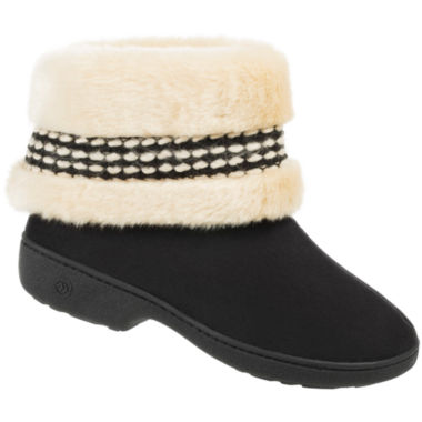 jcpenney.com | Isotoner Bootie Slippers