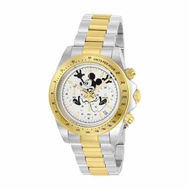 jcpenney.com | Invicta Mens Two Tone Bracelet Watch-22865