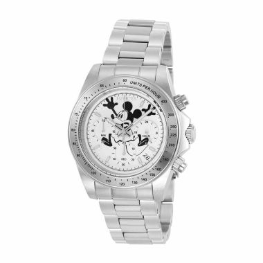jcpenney.com | Invicta Mens Silver Tone Bracelet Watch-22863