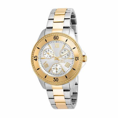 jcpenney.com | Invicta Womens Two Tone Bracelet Watch-21685