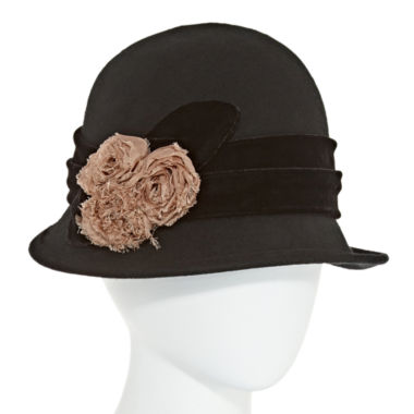 jcpenney.com | Scala Cloche Hat