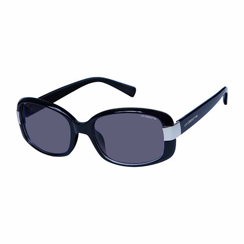 Liz Polarized Full Frame Rectangular UV Protection Sunglasses