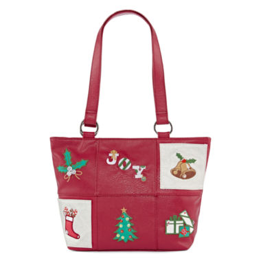 jcpenney.com | Lily Bloom Holiday Party Tote Bag