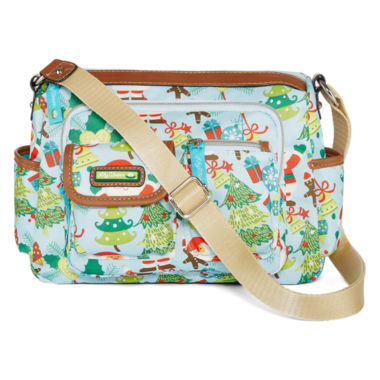 jcpenney.com | Lily Bloom Libby Crossbody Bag