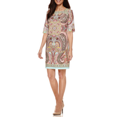 jcpenney.com | Studio 1 Shift Dress