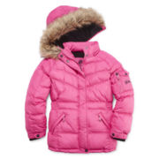 Vertical 9 Puffer Jacket - Big Kid 7-20