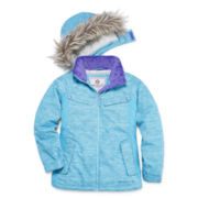 Free Country Girls Heavyweight Puffer Jacket-Big Kid