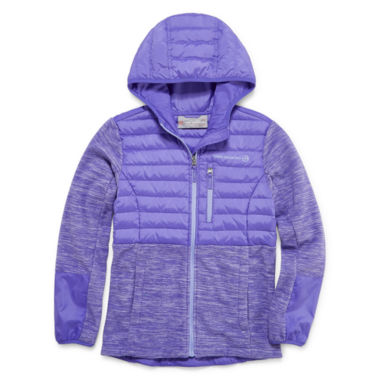 jcpenney.com | Free Country Girls Lightweight Fleece Jacket-Big Kid