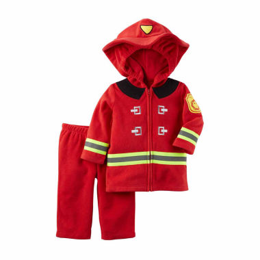 jcpenney.com | Carter's® 2-pc. Firefighter Halloween Costume - Baby Boys 3m-24m