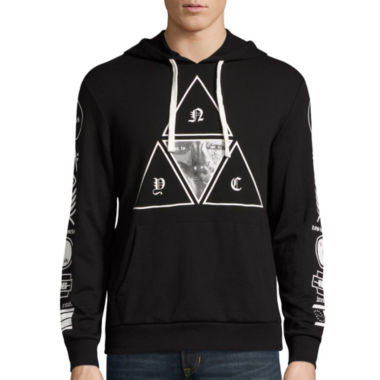 jcpenney.com | Urban Nation Long-Sleeve High-Density French Terry Hoodie