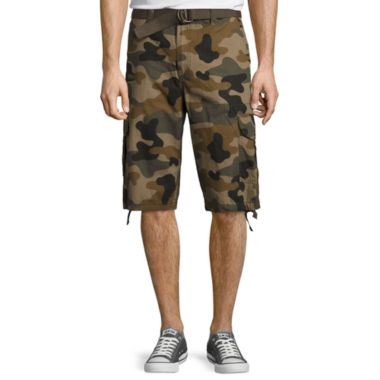 jcpenney.com | Southpole® Camo Cargo Shorts
