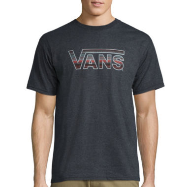jcpenney.com | Vans® Short-Sleeve Tribe Drop V Tee