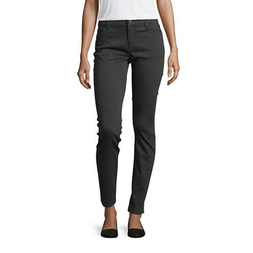 Liz Claiborne Flex Fit 5 Pocket Skinny