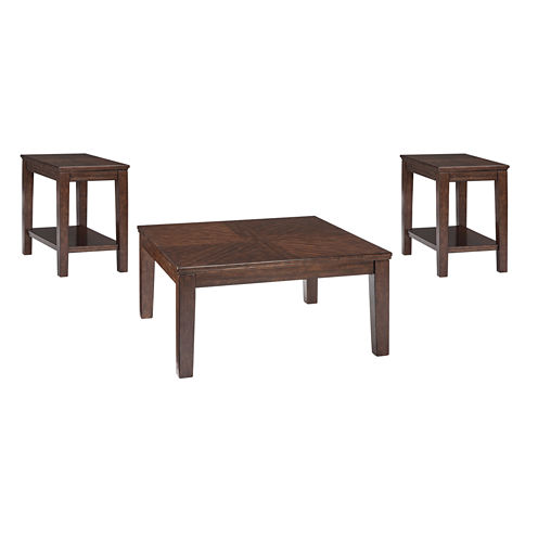 Signature Design by Ashley® Marlinton Coffee Table Set