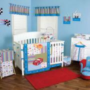Trend Lab® NASCAR® 3-pc. Baby Bedding
