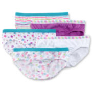 Maidenform 5-pk. Hipster Panties - Girls 4-14