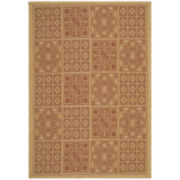 Lyndhurst Tile Indoor/Outdoor Rectangular Rugs