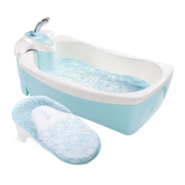 jcpenney.com | Summer Infant® Lil' Luxuries® Whirlpool, Bubbling Spa & Shower - Blue