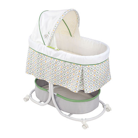 Summer Infant Sweet Lamb Soothe & Sleep Bassinet with Motion