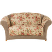 SURE FIT® Lexington Floral 1-pc. Loveseat Pet Furniture Cover