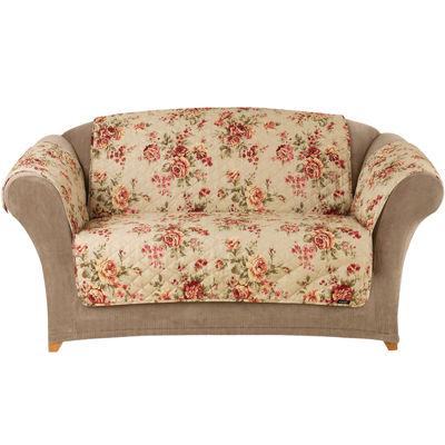 SURE FIT® Lexington Floral 1-pc. Sofa Pet Furniture Cover