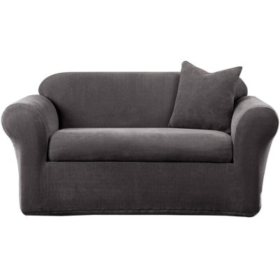 Sure Fit Stretch Metro 2 Pc Sofa Slipcover Jcpenney