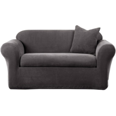 jcpenney.com | SURE FIT® Stretch Metro 2-pc. Sofa Slipcover