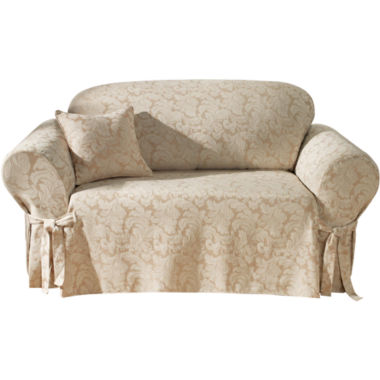 jcpenney.com | SURE FIT® Scroll 1-pc. Sofa Slipcover