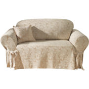 SURE FIT® Scroll 1-pc. Sofa Slipcover