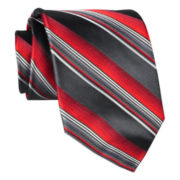 Stafford® Cambridge Stripe Silk Tie