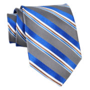 Stafford® Country Stripe Silk Tie
